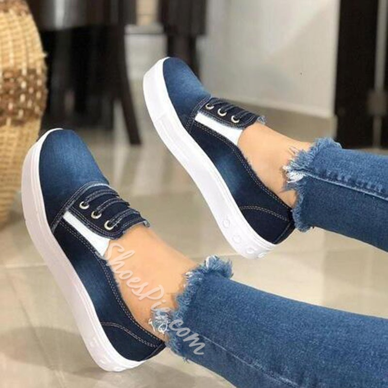 Shoespie Sexy Round Toe Slip-On Flat With Low-Cut Upper Thin Shoes
