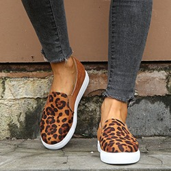Shoespie Stylish Flat With Round Toe Slip-On Casual Thin Shoes
