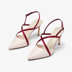Shoespie Trendy Pointed Toe Buckle Stiletto Heel Sexy Sandals
