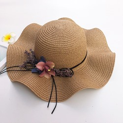Sweet Straw Hat 3D Spring Hats