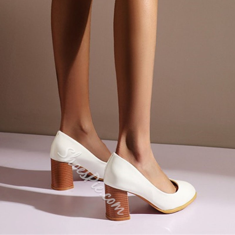 Shoespie Stylish Pointed Toe Slip-On Casual Thin Shoes