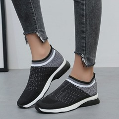 Shoespie Sexy Slip-On Round Toe Flat With Sneakers