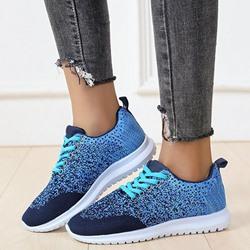 Shoespie Stylish Cross Strap Round Toe Slip-On Casual Sneakers