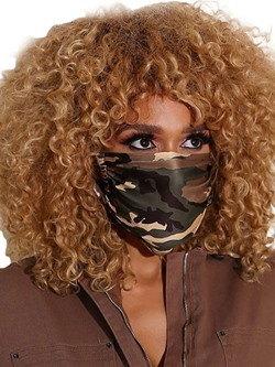Safety Camouflage Masks