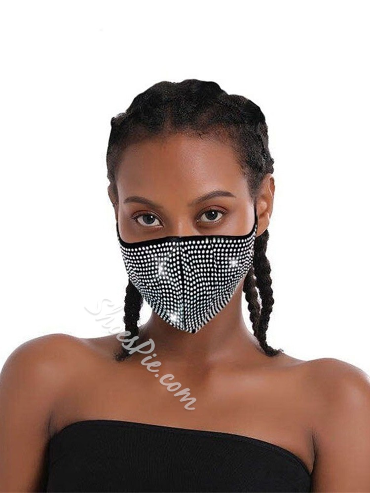 Safety Sequins Masks