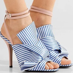 Shoespie Sexy Open Toe Stiletto Heel Buckle Sexy Sandals