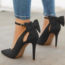 Shoespie Sexy Stiletto Heel Buckle Buckle Western Thin Shoes