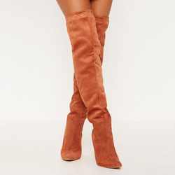 Shoespie Stylish Pointed Toe Stiletto Heel Casual Boots