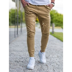 Plain Pocket Pencil Pants Casual Fall Casual Pants
