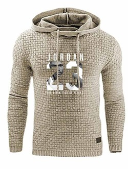 Pullover Letter Fall Pullover Hoodies