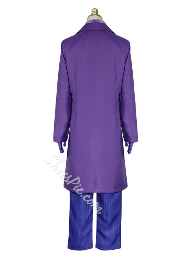 Superhero & Sci-Fi Long Sleeve Cotton Men's Costumes
