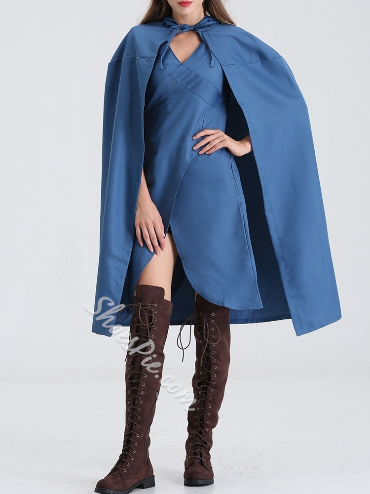 Western Plain Polyester Women's Costumes