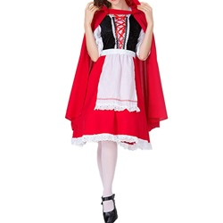 Western Color Block Patchwork Summer Women's Costumes