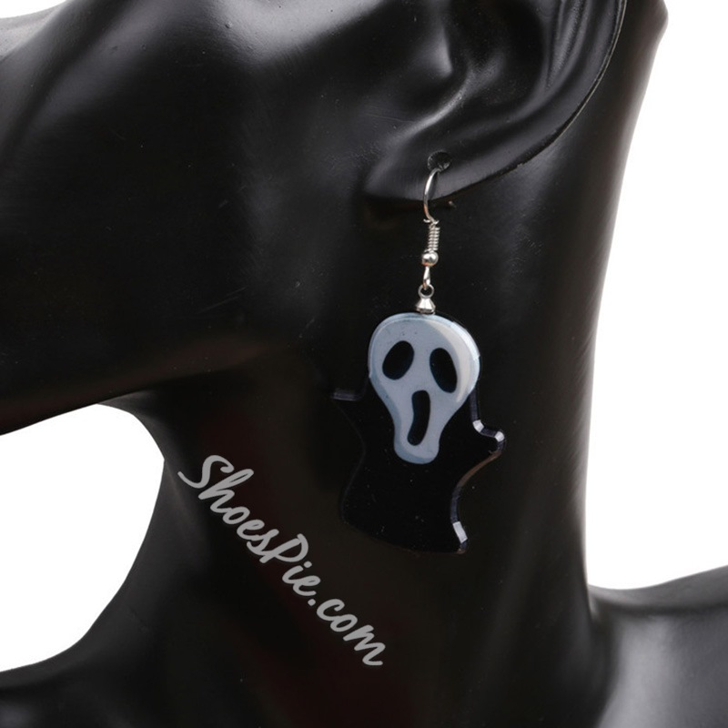 European Acrylic Prom Earrings