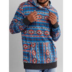 Patchwork Pullover Fall Pullover Hoodies