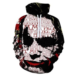 Pullover Print Winter Loose Hoodies
