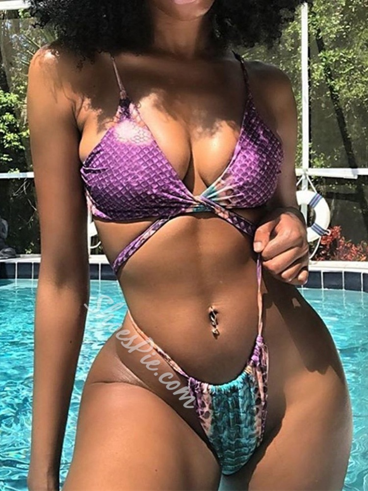 Bikini Set Sexy Women's Swimwear