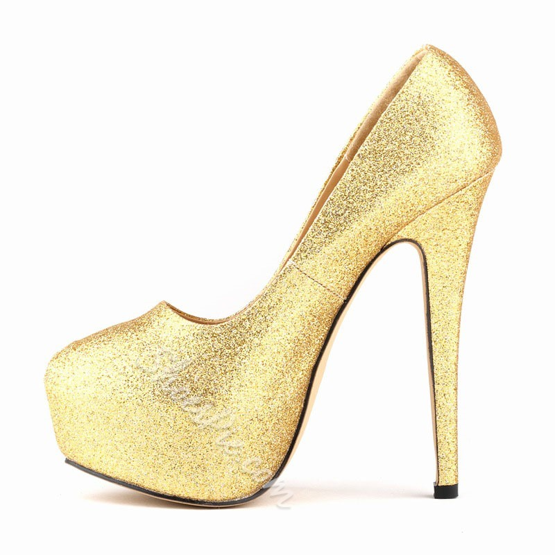 Shoespie Trendy Stiletto Heel Candy Color Round Toe Western Thin Shoes