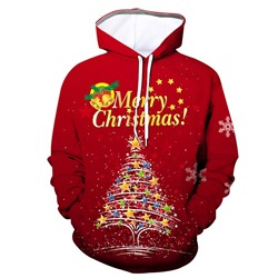Pullover Letter Print Pullover Winter Hoodies