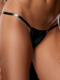 Plain Thong/G-String Panties