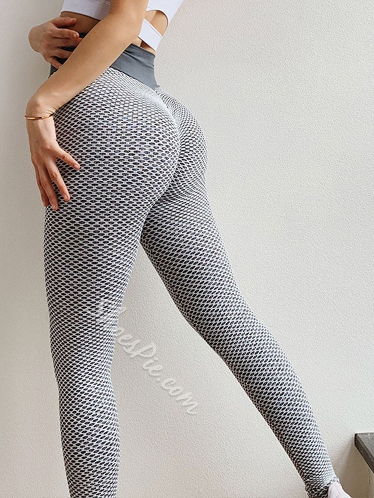 Solid Ankle Length Spring Pants