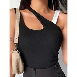 Asymmetric Women's Tank Top