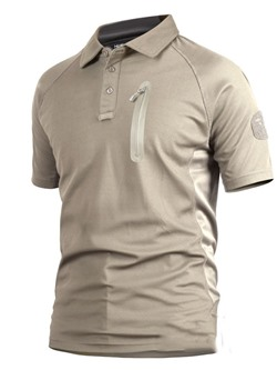 Polo Neck European Polo Shirt