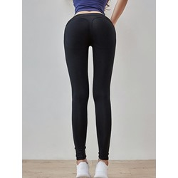 Solid Anti-Sweat Fall Female Pants