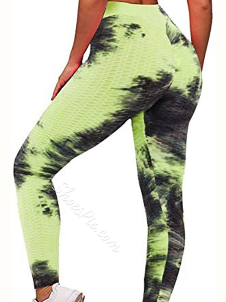 Quick Dry Polyester Ankle Length Female Pants