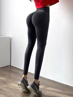Patchwork Solid Anti-Sweat Female Spring Pants