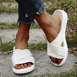 Shoespie Stylish Flat With Flip Flop Thread Western Slippers