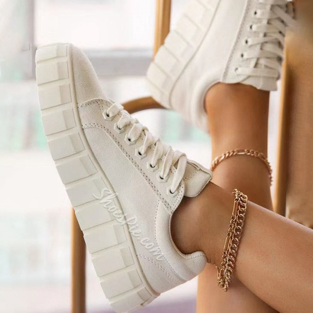 Shoespie Sexy Low-Cut Upper Round Toe Cross Strap Casual Sneakers