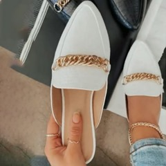 Shoespie Sexy Slip-On Flat With Closed Toe Fall Slippers