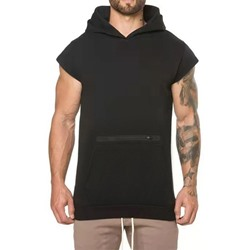 Pullover Plain Hooded Casual Hoodies