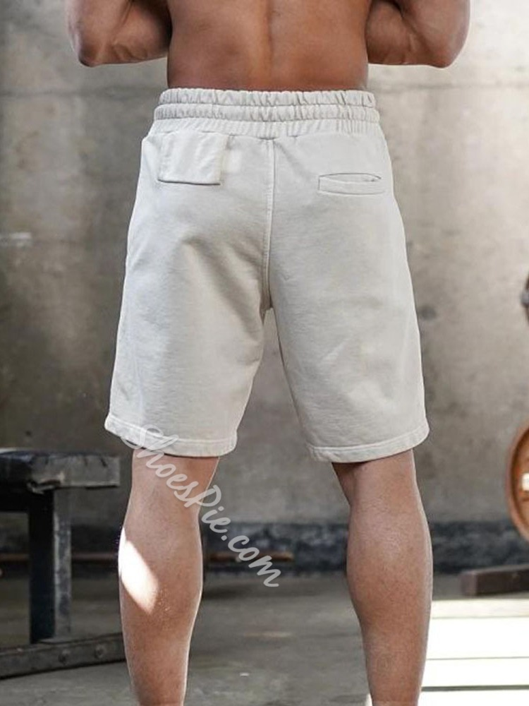 Plain Lace-Up Straight Summer Lace-Up Casual Pants