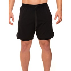 Lace-Up Slim Lace-Up Casual Shorts