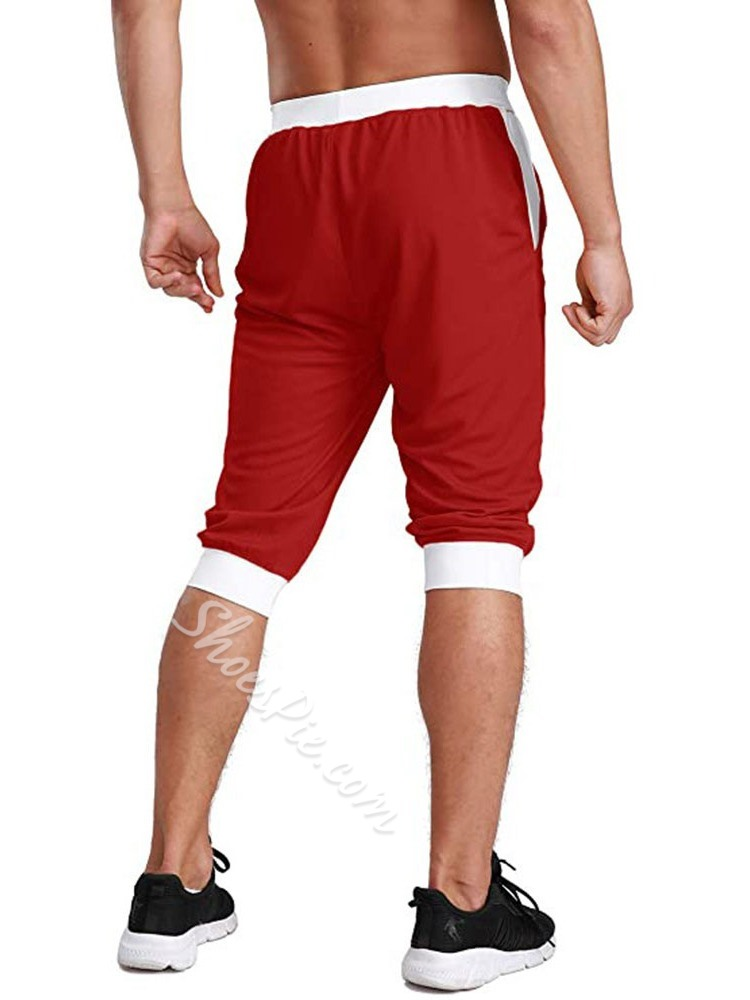 Lace-Up Lace-Up Sports Casual Pants