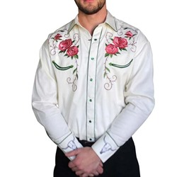 Casual Button Floral Fall Single-Breasted Shirt