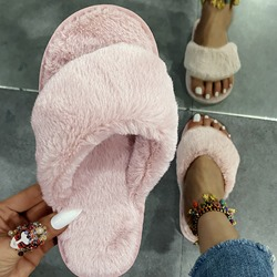 Shoespie Sexy Flip Flop Flat With Slip-On Summer Slippers