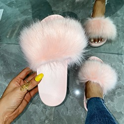 Shoespie Trendy Flat With Flip Flop Slip-On Spring Slippers