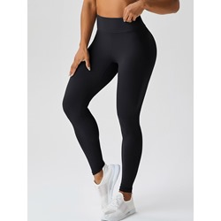 Solid Ankle Length Female Pants