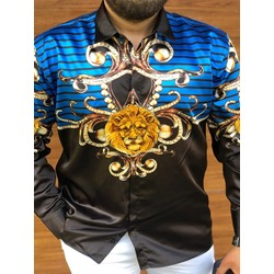 Fashion Lapel Button Summer Single-Breasted Shirt