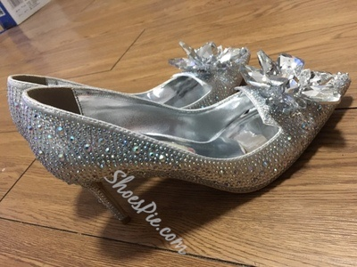 3754f8a46c1a ... I absolutely LOVE these heels!!!! There are so pretty and elegant, I  never wanted to take them off. BUY THESE HEELS!