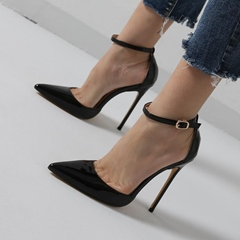 Shoespie Gorgeous Line-Style Pointed Toe Stiletto Heels