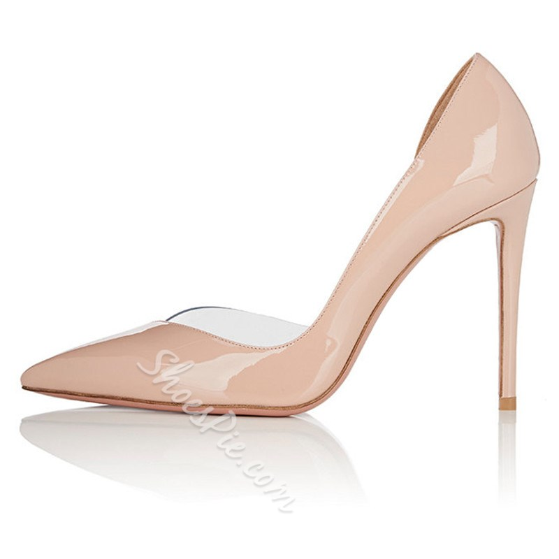 Shoespie Pointed Toe CasualStiletto Heels