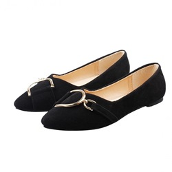 Shoespie Casual Pointed Toe Flats