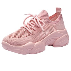 Shoespie Breathable Casual Mesh Sneakers