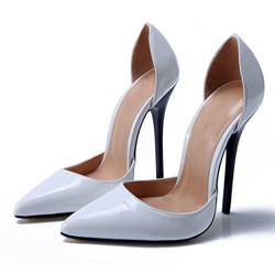Shoespie Trendy Slip On Stiletto Heels